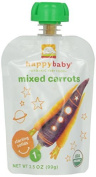 Happy Baby Starting Solids Carrots, Stage 1 by HAPPYBABY