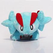 15cm 1pcs/set Pokemon Salamence Soft Plush Stuffed Doll Toy