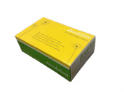 Dandelion Nappies Biodegradable and Flushable 100% Bamboo Fibre Nappy Liners, 100 Sheet Box
