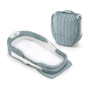 Baby Delight Snuggle Nest Surround X-Large Infant Sleeper - Sea Rings