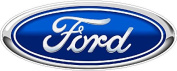 Ford Classic Oval 1.2m long Wall Graphic Decal Sticker Man Cave Garage Decor Boys Room Decor