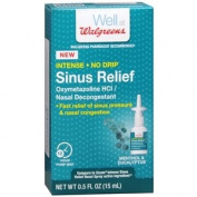 Walgreens Sinus Relief Mist