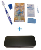 Flossfish - Orthodontic kit and black case