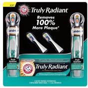 Spinbrush Truly Radiant Regimen Pack