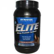 Dymatize Nutrition Elite Whey Protein, Rich Chocolate, 0.9kg
