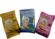 3 Packs Sweet Sugar Sugaring Wax Paste Hair Removal 100% Natural 150 Gm Egypt