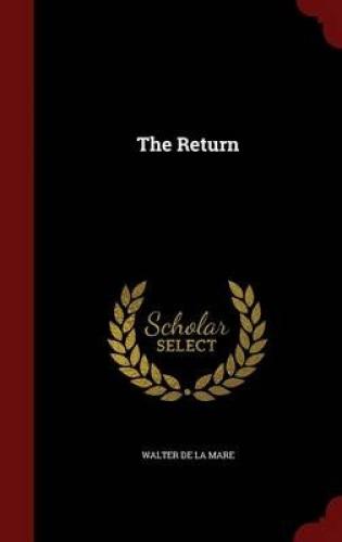 The-Return-by-Walter-De-La-Mare