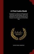 A First Latin Book
