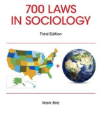 700 Laws in Sociology