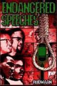Endangered Speeches