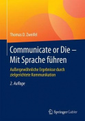 Communicate or Die - Mit Sprache Fuhren