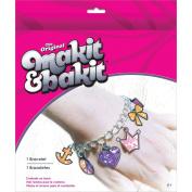 Colorbok Makit and Bakit Charm Kit, Girl
