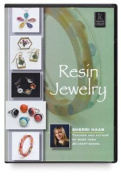 Creative Catalyst Resin Jewellery DVD - Resin Jewellery DVD
