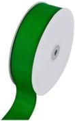 Creative Ideas Solid Grosgrain Ribbon, 3.8cm by 50-Yard, Emerald Green