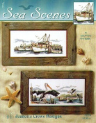 Sea Scenes - Cross Stitch Pattern