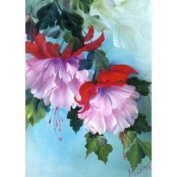 How-to Painting Packet Fuchsias