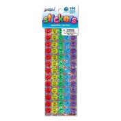 ArtSkills Stickers, Sparkle Smiles, 390 Count