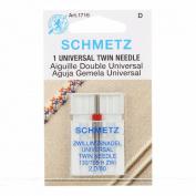 Schmetz Universal Twin Double Sewing Machine Needles System 130/705