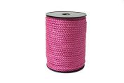 "Twisted Cord 8/2 (1/16"" - 2mm) 144 Yards- Fuschia"