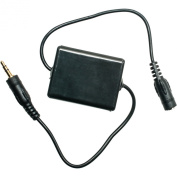 EopZol™ 3.5mm Aux Audio Noise Filter Ground Loop Isolator Eliminate Car Electrical Noise