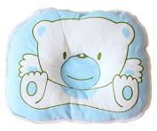 TheWin Baby Sleep Bear Support Soft Pillow, Blue