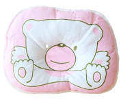 TheWin Baby Sleep Bear Support Soft Pillow, Pink