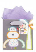 The Gift Wrap Company Truffle Gift Bags, Silly Safari
