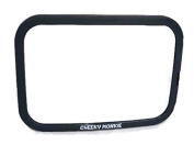 Cheeky Monkie Adjustable View Back Seat Mirror with High Quality Cleaning Cloth