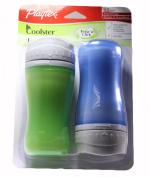 Playtex Coolster Twist 'n Click, BPA Free, Leak Proof, 12 Months+, 2 Count