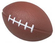 Dozen Foam Mini (10cm ) Football Stress Balls