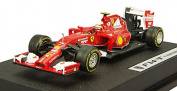 Hot Wheels Elite Heritage Ferrari F2014 Kimi Raikkonen Vehicle