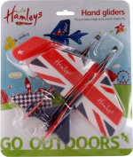Hamleys Hand Gliders Union Jack 2 Pack Plane