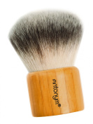 Antonym Cosmetics Professional Kabuki Make-Up Brush Bamboo with Pouch