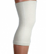 Maxar Angora/Wool Knee Brace (30% angora, 40% wool), Size