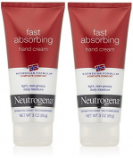 Neutrogena Norwegian Formula Fast Absorbing Hand Cream - 90ml - 2 pk