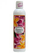 Hawaiian Value Pack Sun Flare Maui Body Lotion Plumeria 4 bottles 240ml each