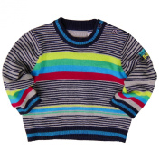 Bóboli Baby Boys 0-24m Tab Collar Long - regular Jumper