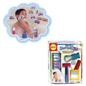 Cuckoo Alex Rub a Dub Shaving in the Tub bath toy