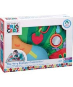 The Hungry Caterpillar Tummy Time Playmat Pillow.