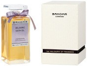 Bahoma Lavender Veil Luxurious Gift Box with a 200 ml Bath Oil in a Glass Bottle