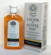 Loción de Azufre Veri 200ml - Hair Loss Lotion - Prevents Dandruff