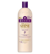 Aussie Miracle Shine Shampoo 500ml