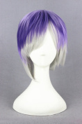 35cm Short Straight Cosplay Wigs For DiabolikLovers And Halloween Cosplay