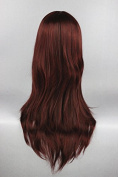 65cm Long Straight Colsplay Wigs For The Bleach/Naruto/Halloween