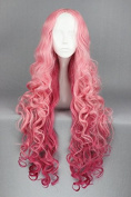 90cm Long Wave Curly Cosplay Wigs For Uta no Prince And Halloween