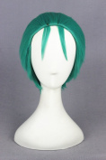 28cm BOB Style Short Cosplay Wigs For One Piece And Halloween Cosplay