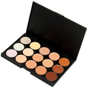 Fashion Gallery 15 Piece Camouflage Eclipse Concealer Palette