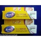 Krack Cream 100% Herbal Care Foot Cracked Healing Crack Foot Heel 25G X 2 =50G