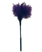 Sex & amp Mischief feather tickler - purple Sex & amp Mischief feather tickler - purple