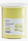 Rica Liposoluble Wax-White Chocolate-For Dry Skin 800 ML